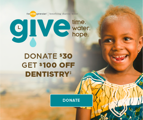 Donate $30, Get $100 Off Dentistry - Dentists of South Pasadena